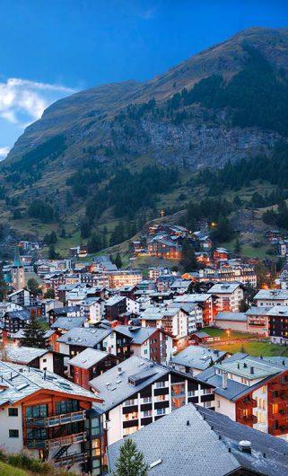 Avec T2M, déménagez en Suisse